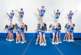 Cheerleader Safety Month