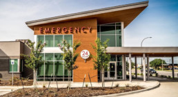 The Emergency Center Arlington 24 Hour ER Exterior