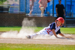 Little League Sports Injuries