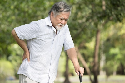 Back pain Emergency