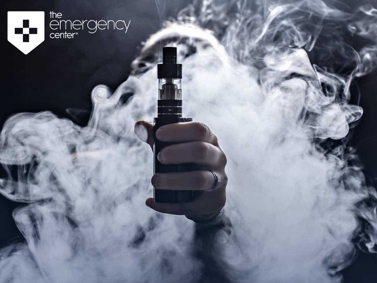 The Risks, Side Effects & Consequences Of Vaping